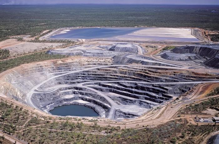 Kaivosteollisuus