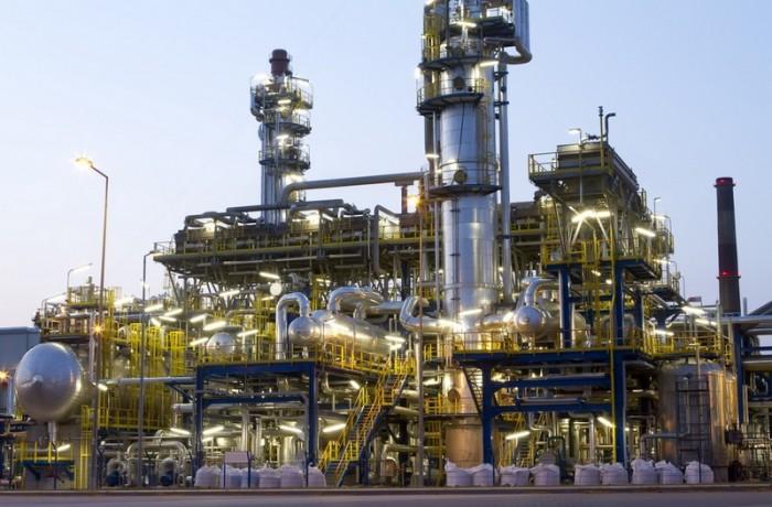 Kemianteollisuus